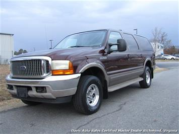 2000 Ford Excursion Limited 4X4 3/4 Ton SUV