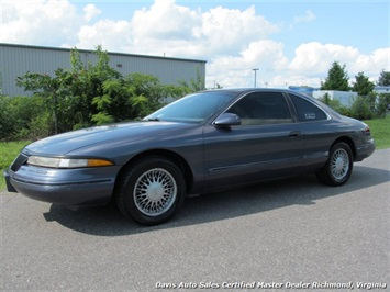 1996 Lincoln Mark VIII LSC Coupe