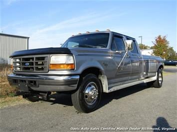 1996 Ford F-350 Super Duty XL OBS 7.3 Diesel Dually Long Bed Truck