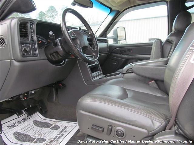 2005 Gmc Sierra 2500 Hd Slt 4x4 Short Bed Crew Cab