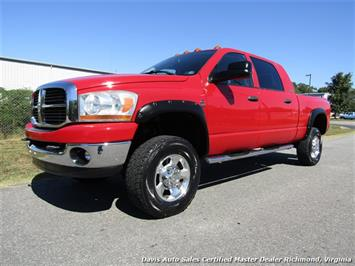 2006 Dodge Ram 2500 HD SLT Mega Cab 5.9 Cummins Diesel 4X4 Short Bed Truck