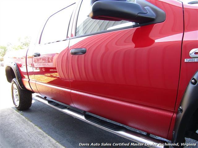 2006 Dodge Ram 2500 HD SLT Mega Cab 5.9 Cummins Diesel 4X4 Short Bed - Photo 45 - Richmond, VA 23237