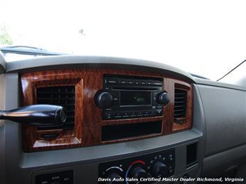 2006 Dodge Ram 2500 HD SLT Mega Cab 5.9 Cummins Diesel 4X4 Short Bed - Photo 40 - Richmond, VA 23237
