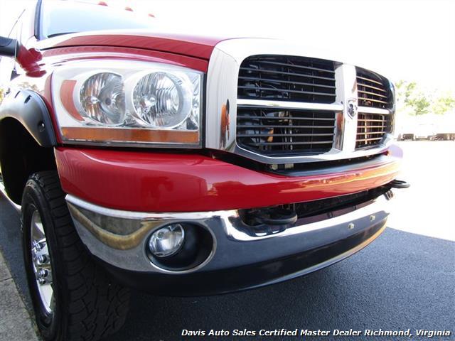 2006 Dodge Ram 2500 HD SLT Mega Cab 5.9 Cummins Diesel 4X4 Short Bed - Photo 43 - Richmond, VA 23237