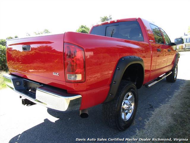 2006 Dodge Ram 2500 HD SLT Mega Cab 5.9 Cummins Diesel 4X4 Short Bed - Photo 18 - Richmond, VA 23237