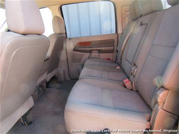 2006 Dodge Ram 2500 HD SLT Mega Cab 5.9 Cummins Diesel 4X4 Short Bed - Photo 34 - Richmond, VA 23237