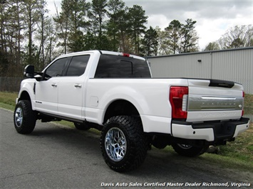 2017 Ford F-350 Super Duty Platinum 6.7 Diesel Lifted 4X4 Crew Cab - Photo 3 - Richmond, VA 23237