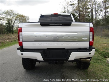 2017 Ford F-350 Super Duty Platinum 6.7 Diesel Lifted 4X4 Crew Cab - Photo 4 - Richmond, VA 23237
