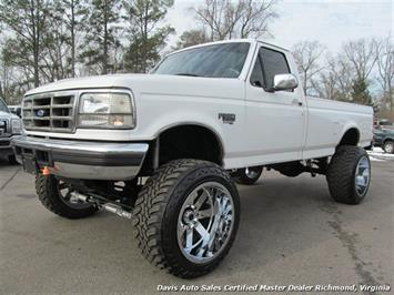 1997 Ford F-350 XLT 7.3 4X4 Regular Cab Long Bed Truck