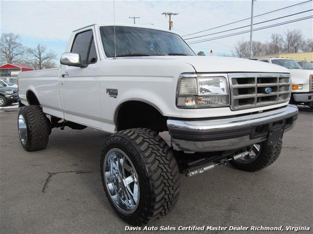 1997 Ford F 350 Xlt 7 3 4x4 Regular Cab Long Bed