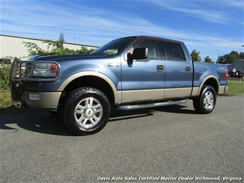 2004 Ford F-150 Lariat 4X4 SuperCrew Short Bed Pick Up Truck