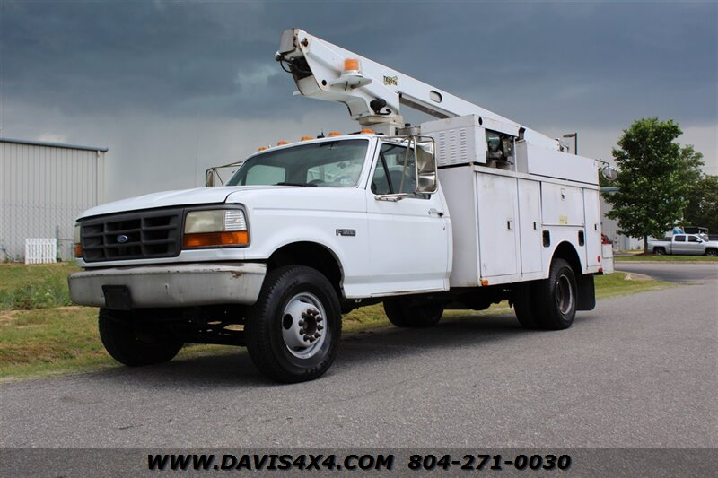 1995 Ford F-450 F-350 Super Duty Utility Body