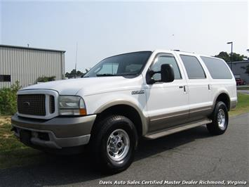 2003 Ford Excursion Eddie Bauer 7.3 Power Stroke Turbo Diesel 4X4 SUV