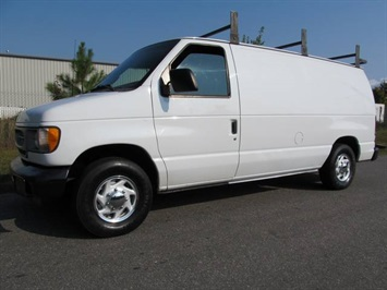 2002 Ford E-Series Cargo E-150 Van