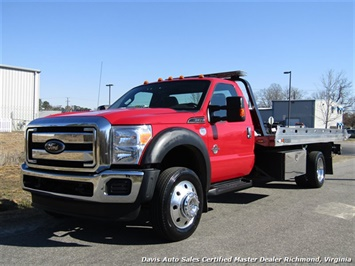 2015 Ford F-550 Super Duty 6.7 Diesel Century Roll Back Wrecker Tow Truck