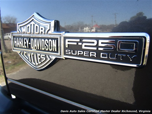 2007 Ford F-250 Super Duty Harley Davidson Lifted Diesel 4X4 SOLD - Photo 11 - Richmond, VA 23237