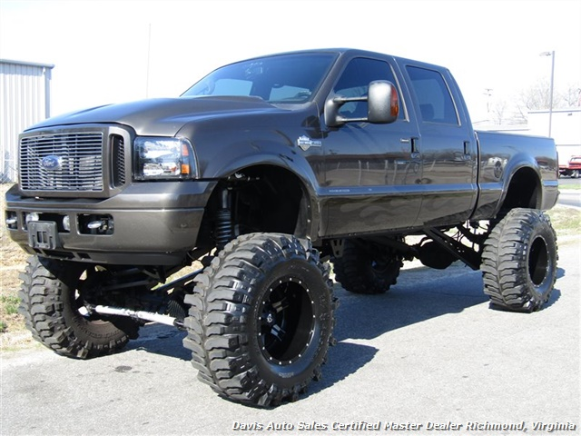 2007 Ford F-250 Super Duty Harley Davidson Lifted Diesel 4X4 SOLD - Photo 1 - Richmond, VA 23237