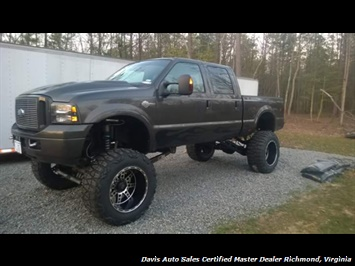 2007 Ford F-250 Super Duty Harley Davidson Lifted Diesel 4X4 SOLD - Photo 44 - Richmond, VA 23237