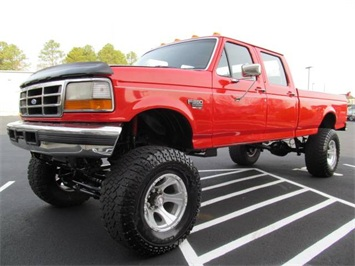 1995 Ford F-350 XLT Truck