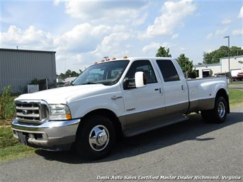 2004 Ford F-350 Super Duty King Ranch Diesel DRW Crew Cab Long Bed - Photo 1 - Richmond, VA 23237