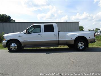 2004 Ford F-350 Super Duty King Ranch Diesel DRW Crew Cab Long Bed - Photo 2 - Richmond, VA 23237