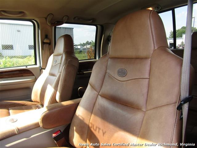 2004 Ford F-350 Super Duty King Ranch Diesel DRW Crew Cab Long Bed - Photo 16 - Richmond, VA 23237