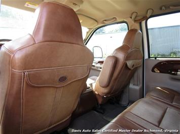 2004 Ford F-350 Super Duty King Ranch Diesel DRW Crew Cab Long Bed - Photo 28 - Richmond, VA 23237