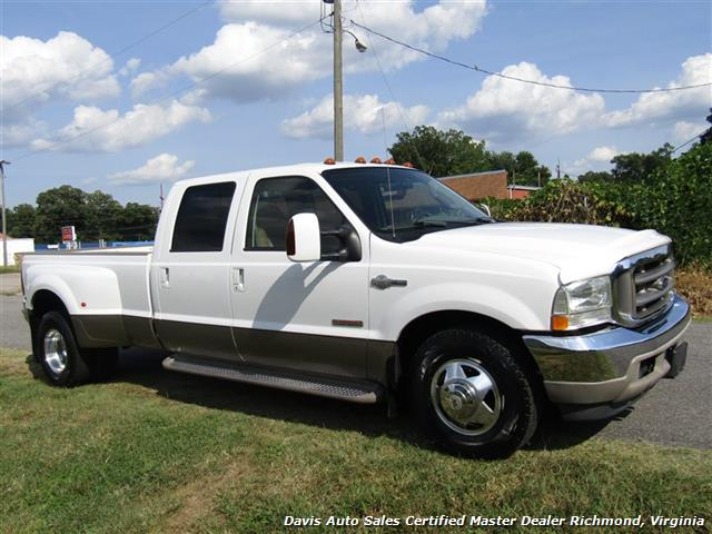 2004 Ford F-350 Super Duty King Ranch Diesel DRW Crew Cab Long Bed - Photo 12 - Richmond, VA 23237