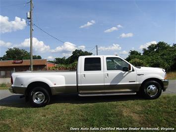 2004 Ford F-350 Super Duty King Ranch Diesel DRW Crew Cab Long Bed - Photo 11 - Richmond, VA 23237