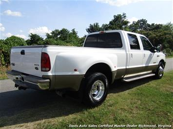 2004 Ford F-350 Super Duty King Ranch Diesel DRW Crew Cab Long Bed - Photo 5 - Richmond, VA 23237