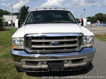 2004 Ford F-350 Super Duty King Ranch Diesel DRW Crew Cab Long Bed - Photo 13 - Richmond, VA 23237