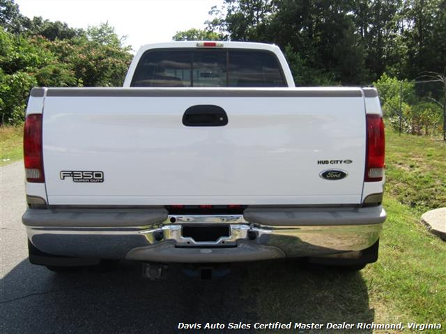 2004 Ford F-350 Super Duty King Ranch Diesel DRW Crew Cab Long Bed - Photo 4 - Richmond, VA 23237