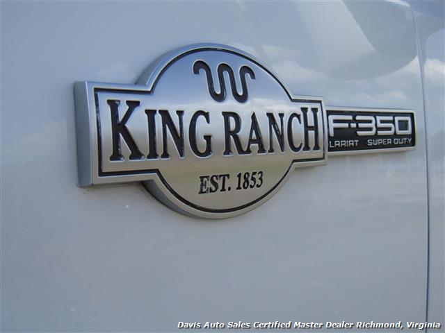 2004 Ford F-350 Super Duty King Ranch Diesel DRW Crew Cab Long Bed - Photo 15 - Richmond, VA 23237