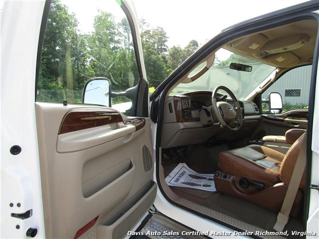 2004 Ford F-350 Super Duty King Ranch Diesel DRW Crew Cab Long Bed - Photo 24 - Richmond, VA 23237