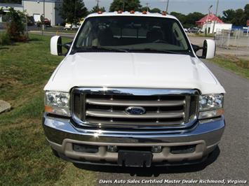 2004 Ford F-350 Super Duty King Ranch Diesel DRW Crew Cab Long Bed - Photo 14 - Richmond, VA 23237