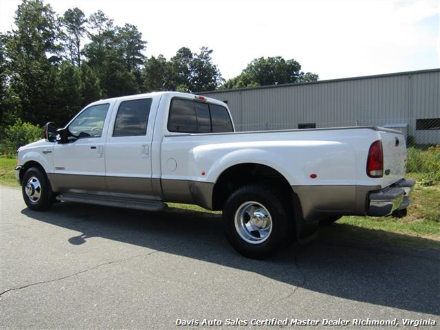 2004 Ford F-350 Super Duty King Ranch Diesel DRW Crew Cab Long Bed - Photo 3 - Richmond, VA 23237
