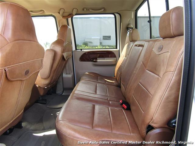 2004 Ford F-350 Super Duty King Ranch Diesel DRW Crew Cab Long Bed - Photo 8 - Richmond, VA 23237