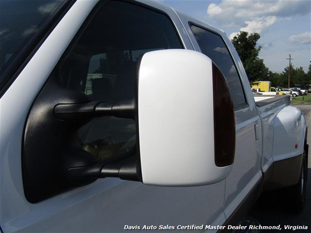 2004 Ford F-350 Super Duty King Ranch Diesel DRW Crew Cab Long Bed - Photo 23 - Richmond, VA 23237