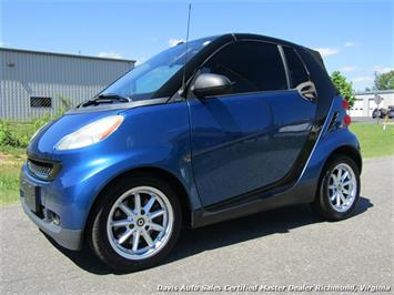 2009 Smart fortwo Passion Cabriolet Car Convertible