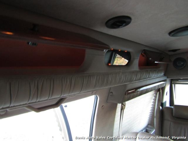 2001 Ford E-250 Econoline 3/4 Ton Conversion High Top Explorer Custom Limited (SOLD) - Photo 44 - Richmond, VA 23237