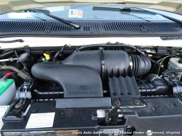 2001 Ford E-250 Econoline 3/4 Ton Conversion High Top Explorer Custom Limited (SOLD) - Photo 36 - Richmond, VA 23237