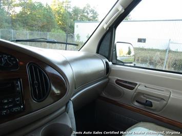 2001 Ford E-250 Econoline 3/4 Ton Conversion High Top Explorer Custom Limited (SOLD) - Photo 33 - Richmond, VA 23237