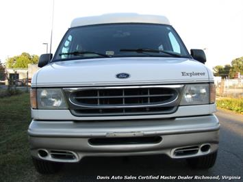 2001 Ford E-250 Econoline 3/4 Ton Conversion High Top Explorer Custom Limited (SOLD) - Photo 27 - Richmond, VA 23237