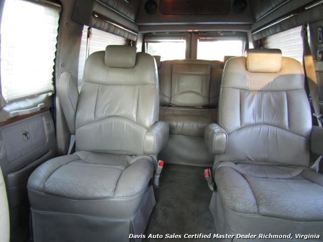 2001 Ford E-250 Econoline 3/4 Ton Conversion High Top Explorer Custom Limited (SOLD) - Photo 11 - Richmond, VA 23237
