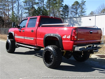 2006 Chevrolet Silverado 2500 HD LBZ LT 6.6 Duramax Diesel Lifted 4X4 Crew Cab - Photo 3 - Richmond, VA 23237