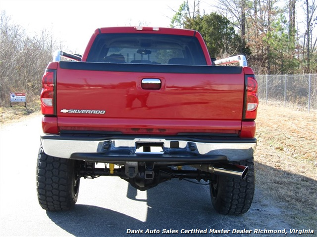 2006 Chevrolet Silverado 2500 HD LBZ LT 6.6 Duramax Diesel Lifted 4X4 Crew Cab - Photo 4 - Richmond, VA 23237