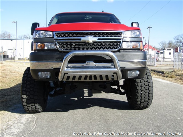 2006 Chevrolet Silverado 2500 HD LBZ LT 6.6 Duramax Diesel Lifted 4X4 Crew Cab - Photo 14 - Richmond, VA 23237