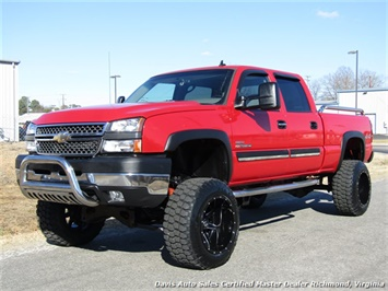 2006 Chevrolet Silverado 2500 HD LBZ LT 6.6 Duramax Diesel Lifted 4X4 Crew Cab - Photo 1 - Richmond, VA 23237