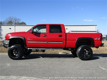 2006 Chevrolet Silverado 2500 HD LBZ LT 6.6 Duramax Diesel Lifted 4X4 Crew Cab - Photo 2 - Richmond, VA 23237