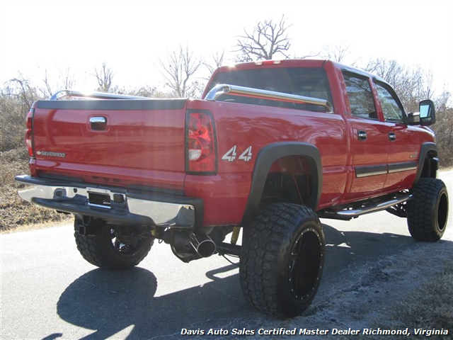 2006 Chevrolet Silverado 2500 HD LBZ LT 6.6 Duramax Diesel Lifted 4X4 Crew Cab - Photo 11 - Richmond, VA 23237